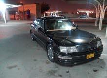 Lexus LX 1997 For sale - Black color