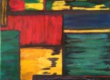 لوحات زيتيه