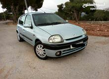 Renault Clio 2001 For sale - Silver color