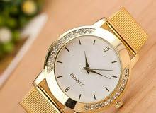 Luxury Crystal Quartz Watch for ladies