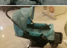 عربة اطفال استعمال خفيف