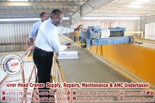 Overhead Crane Supply, Repairs, Upgrades & Maintenance