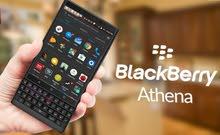 ابحث عن بلاك بيري ( أثيينا ) او ( كي3 )  Look for the BlackBerry KEY3  Or BlackB