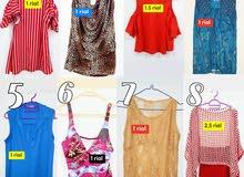 Clothes like new on fashion at attractive prices.. ملابس كالجديده وبأسعار مغريه