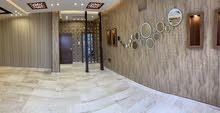 شقة فاخرة طابق ارضي 200م للبيع في إربد/ حي الراهبات الوردية