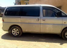 Grey Hyundai H-1 Starex 2002 for sale
