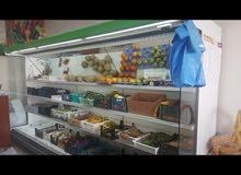 ثلاجة عرض اغذية للبيع