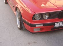 BMW 320 1989 For sale - Red color