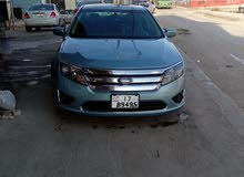 Ford Fusion car for sale 2010 in Zarqa city