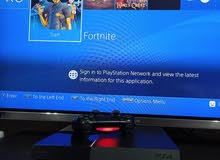 بليستيشن Sony  Playstation 4  250 GB  in good condition  معاها قير واحد و 3 العا