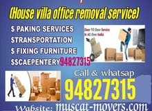 All Oman movers house shifting office shifting omen