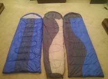 اكياس و فرش نوم بي احجام مختلفه بي اسعار بعد تخفيض   Sleeping bag
