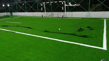 This artificial grass is the only type in OMAN