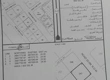 *أرض للبيع خلف بلدية صحم بطحاء الاشخر 600م*