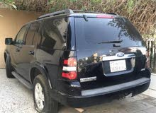 Ford Explorer 2010 For sale - Black color