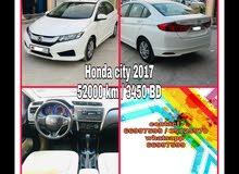 Honda city 2017 for sale