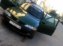 Gasoline Fuel/Power   Opel Vectra 1996