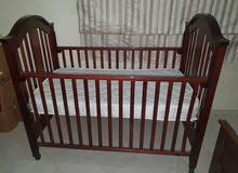 سرير نوم طفل