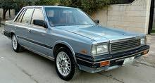 نيسان لوريل موديل 1986 بحالة جيدة للبيع