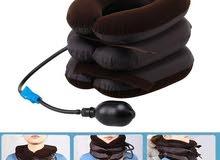 وسادة الهواء لعلاج آلام الرقبة