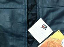 جاكيت ( دجيبوطي ) جلد أصلي من كندا