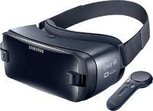 نظارة الواقع الافتراضي سامسونج