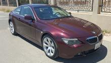 بي ام دبليو BMW 650 CI موديل 2006 الغانم