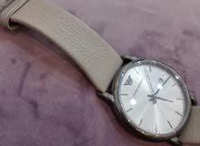 ساعة أرماني فاخرة رجالي اصلي