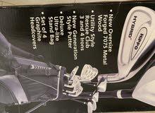 Golf Clubs (12 clubs + 4 Head covers) Full set
