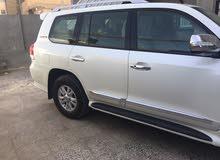 Toyota Land Cruiser in Baghdad