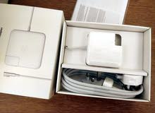 apple 60 W megasafe charger for MacBook and 13 inch MacBook pro