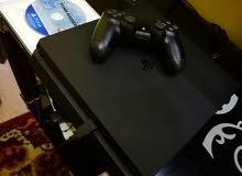 للبيع بلاستيشن 4 سليم PS4