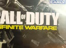 call of duty infinte warfare  للبيع او البدل