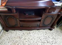 TV wooden unit in Good condition for Sale