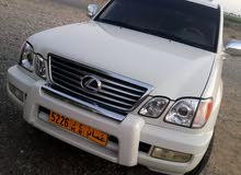 Automatic Lexus 1998 for sale - Used - Shinas city