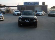 Black Nissan Juke 2014 for sale