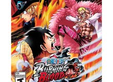 مطلوب One Piece Burning Blood للPS4 للتبديل