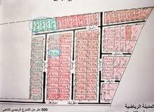 قطعة ارض للسكن (200 متر) في ابو الجدايل قرب المدينة الرياضية