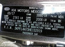 2017 Kia Cerato for sale