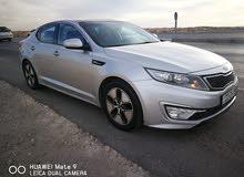 Kia Optima 2013 For sale - Silver color