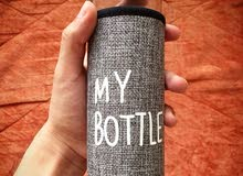 زجاجة ماء بحجم 400 مل