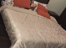 غرفة نوم كامله خشب متين