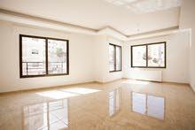 شقة سوبر ديلوكس 160 متر طابق ثالث في الجبيهة