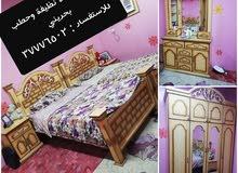 غرفة نوم من سريرين