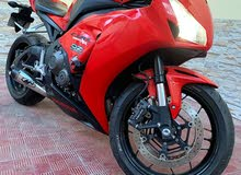 Buy a Honda motorbike made in 2012