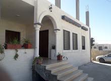 بيت مكون من شقتين متلاصقتين (شرق الرشاد 800م)