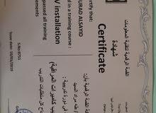 فنّي تركيب وصيانة كاميرات المراقبه داخل مدينة طرابلس بأسعار مش حتلقاها
