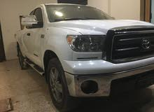 White Toyota Tundra 2009 for sale