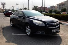 Gasoline Fuel/Power   Chevrolet Malibu 2013