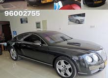 Used condition Bentley Continental 2004 with 0 km mileage